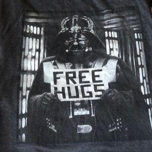 Free Hugs Starwars 2XL